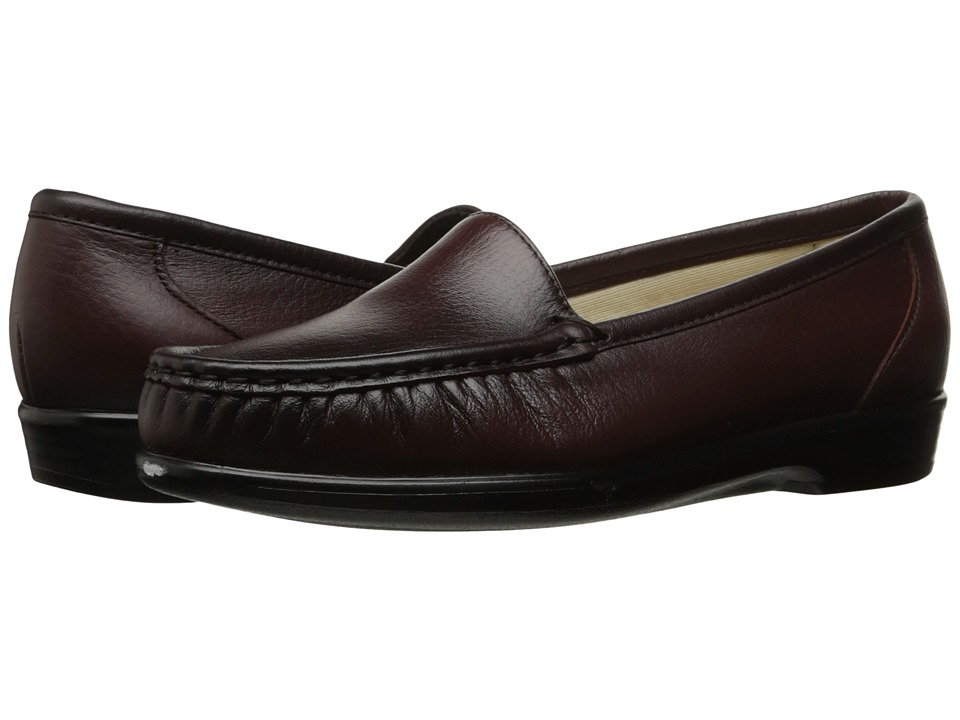 SAS Simplify (Antique Wine) Women's Shoes