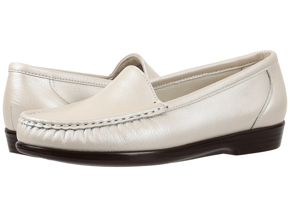 SAS Simplify (Pearl Bone) Women's Shoes