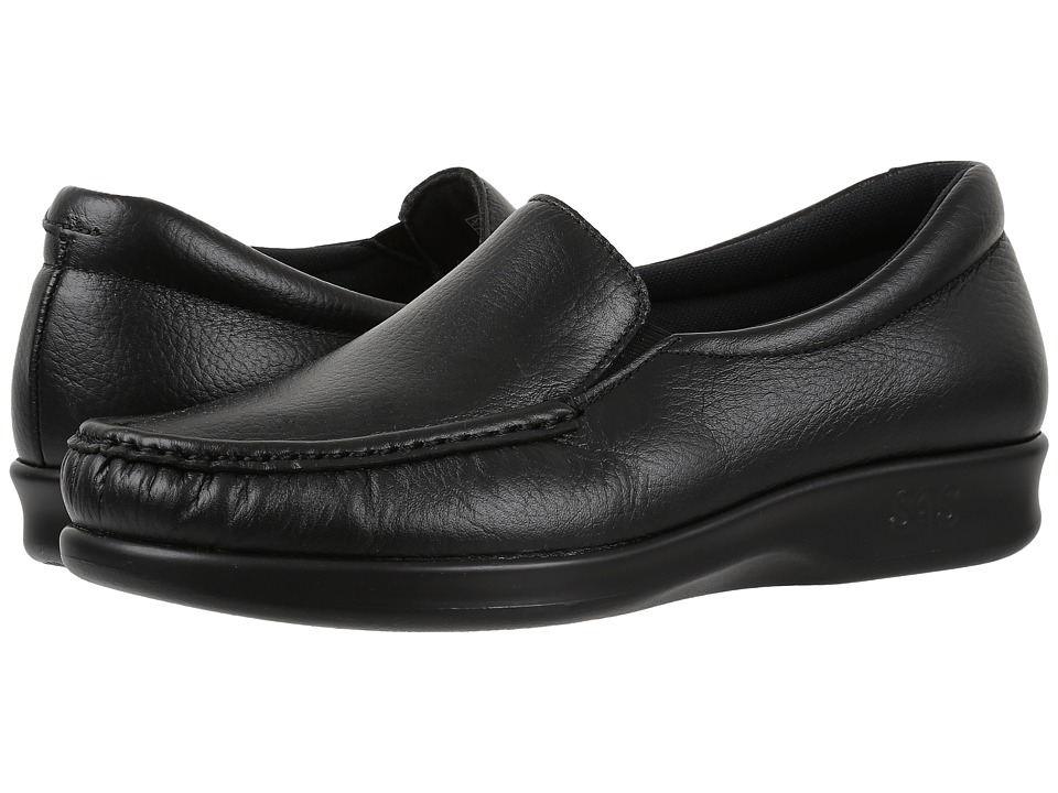 SAS Twin (Black) Women's Shoes