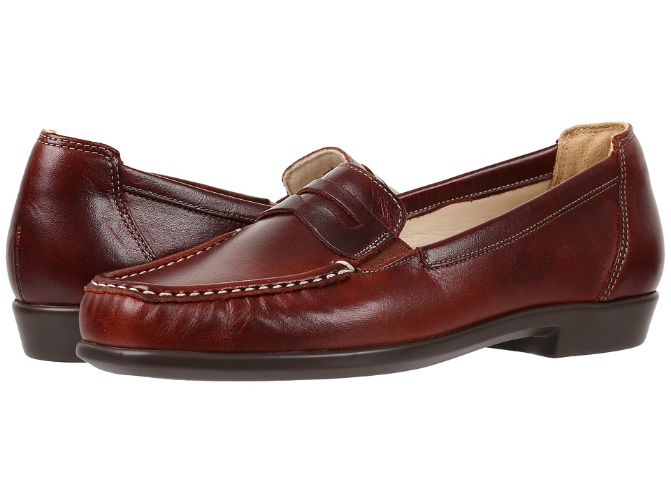 SAS Penny J (Walnut) Women's Shoes