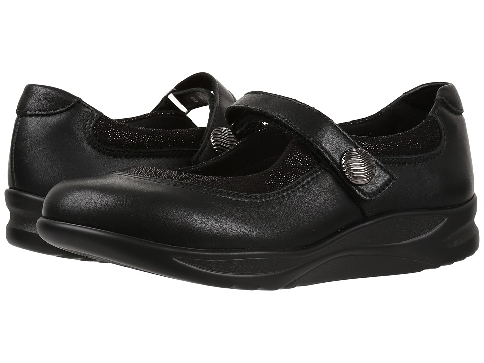 SAS Step Out (Black) Women's Shoes