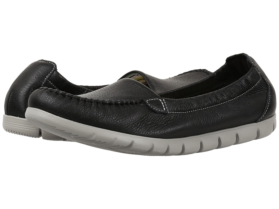 SAS Sunny (Black) Women's Shoes