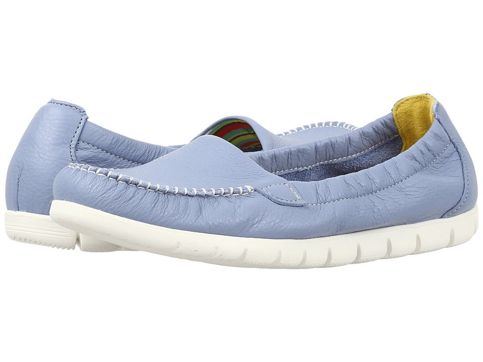 SAS Sunny (Periwinkle) Women's Shoes