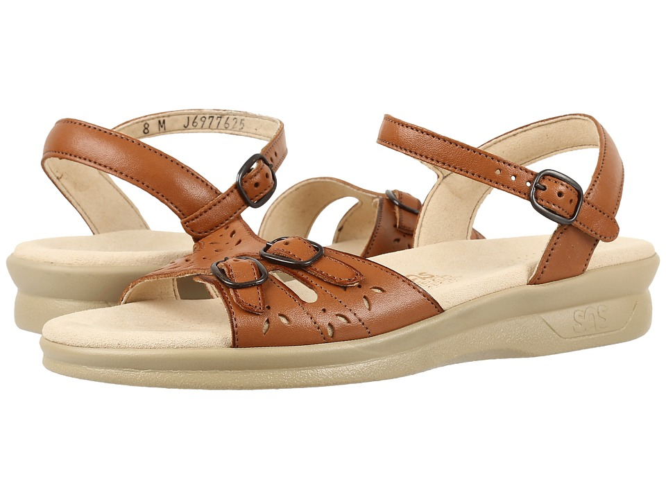 SAS Duo (Antique Tan) Women