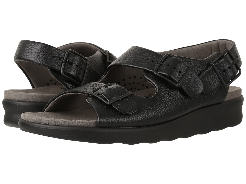 SAS Relaxed (Black) Women's Shoes