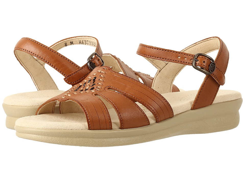 SAS Huarache (Antique Tan) Women