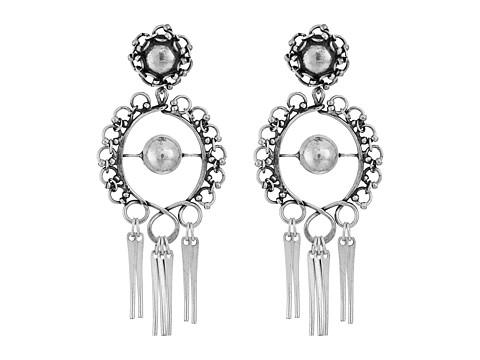 DANNIJO ASH Earrings - Ox Silver