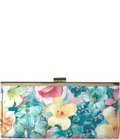 Jessica McClintock - Laura Soft Floral Frame Clutch