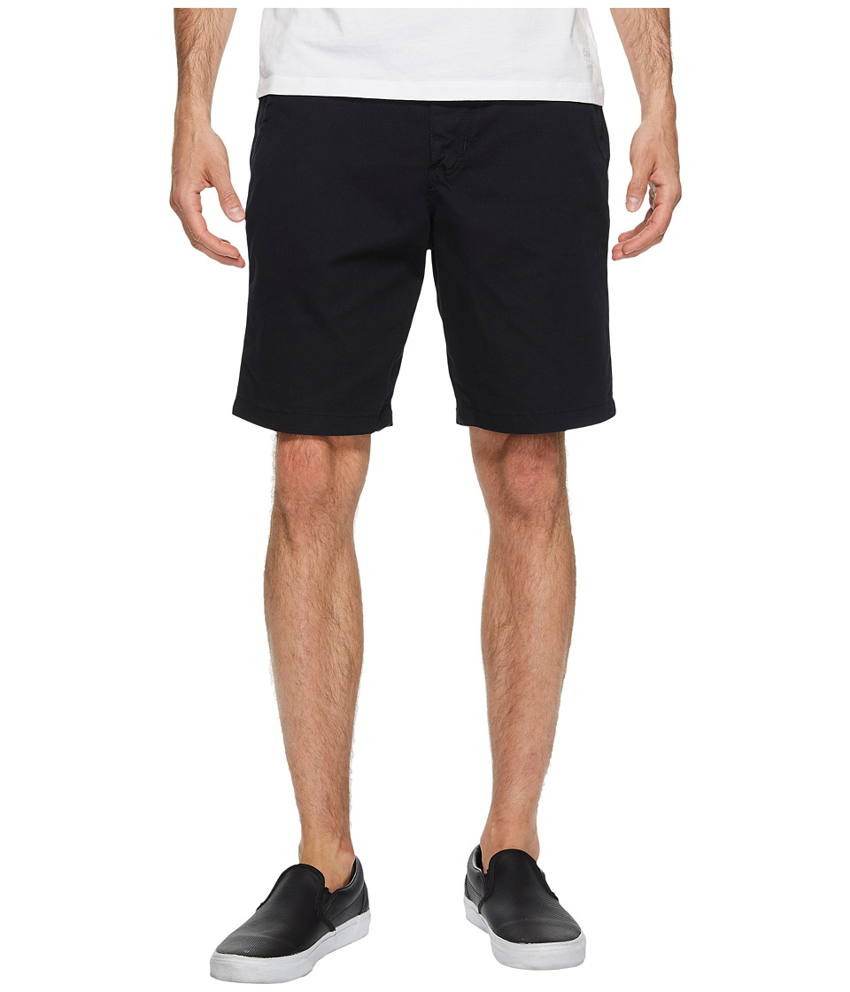 Vans Authentic Stretch Shorts 20 (Black) Men