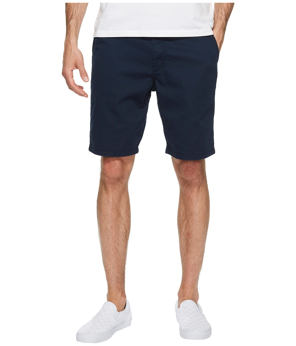 Vans Authentic Stretch Shorts 20 (Navy) Men