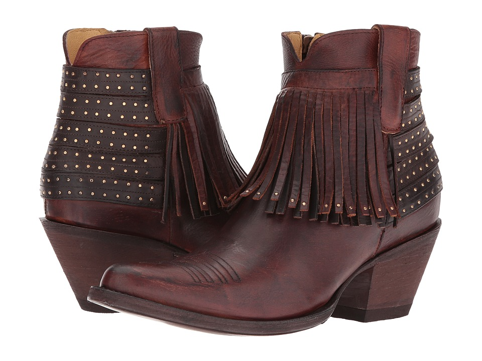 Old Gringo Elpis (Rust/Chocolate) Cowboy Boots