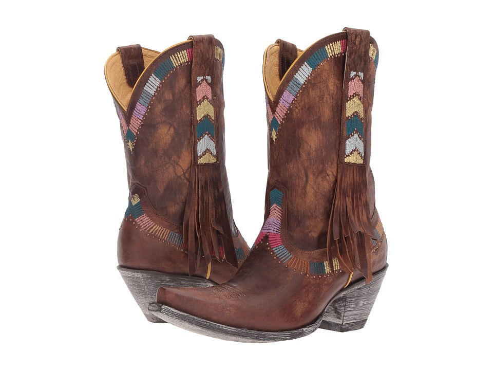Old Gringo Persefone (Brass) Cowboy Boots