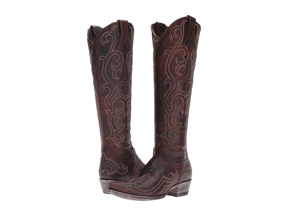 Old Gringo Dolce Stitch (Honey) Cowboy Boots