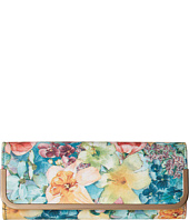 Jessica McClintock - Addison Soft Floral Flap Clutch