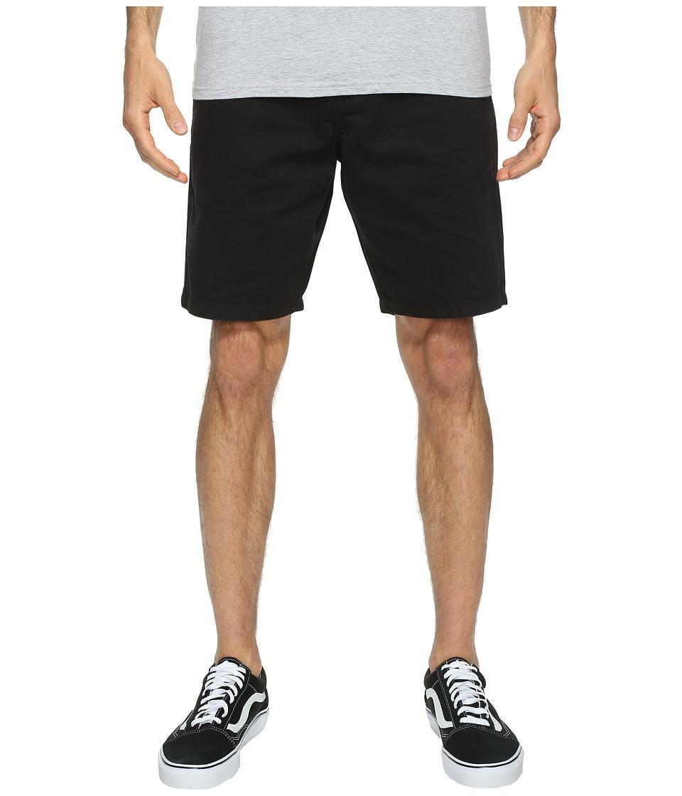 Vans Authentic Chino Shorts 20 (Black) Men