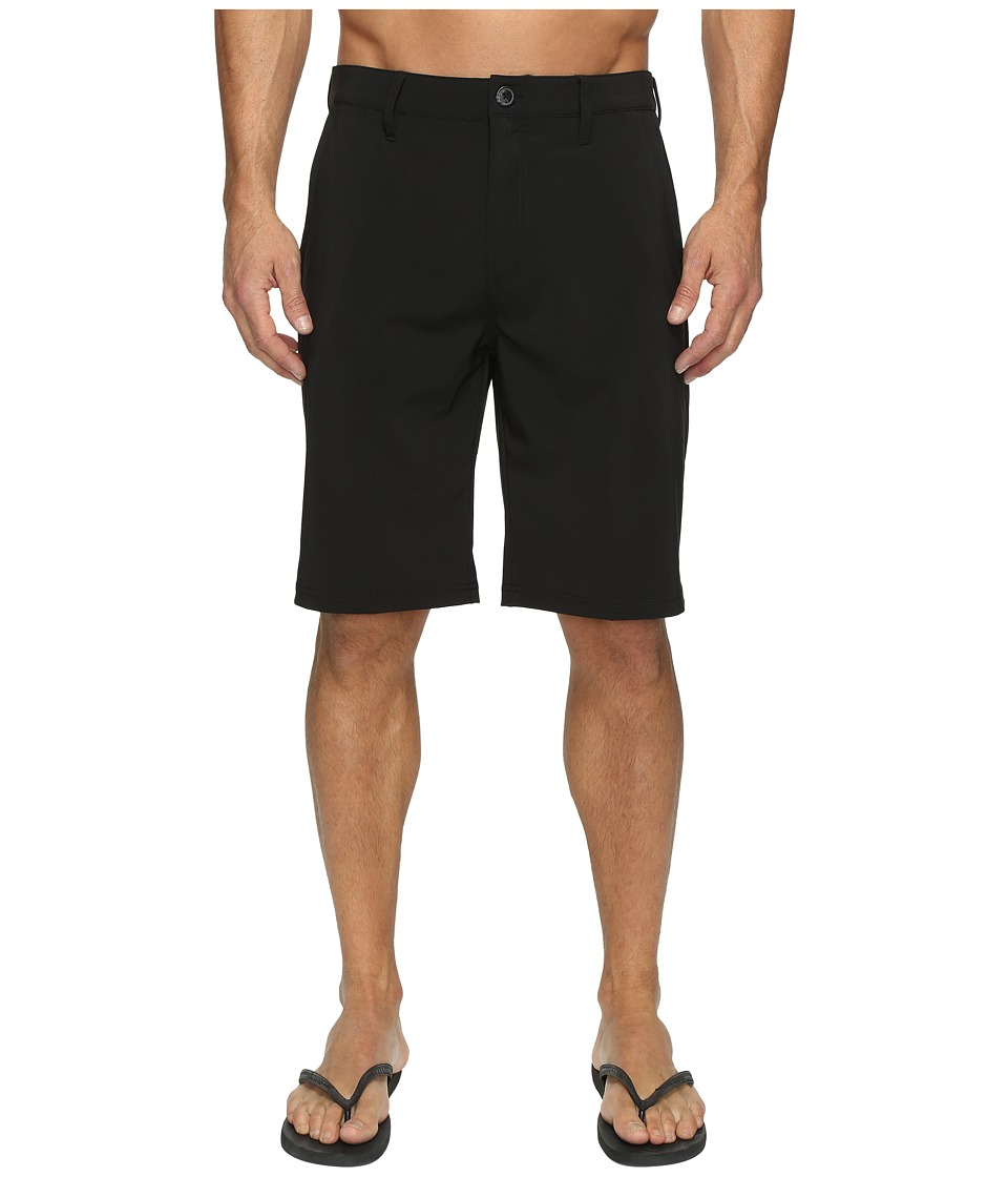 Vans Authentic Hybrid Shorts 21 (Black) Men