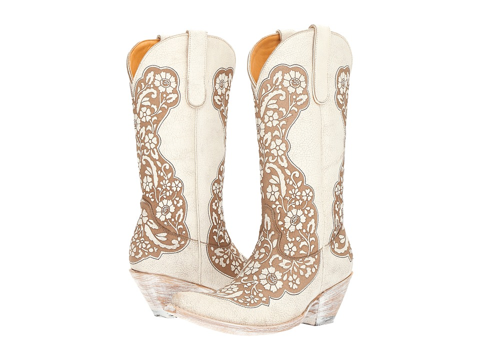 Old Gringo Migissi (Taupe) Cowboy Boots