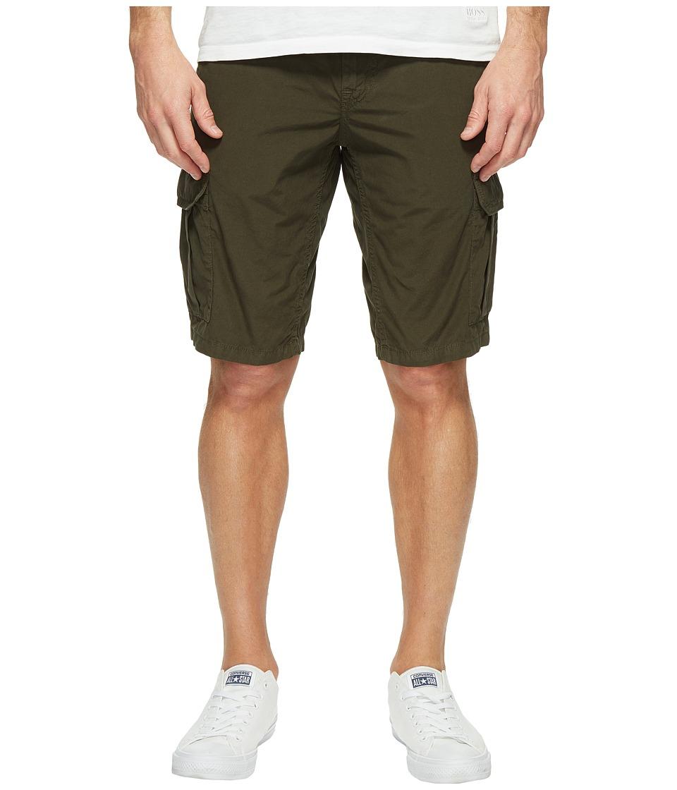 BOSS Orange Schwinn5-Shorts-D 10178470 01 (Dark Green) Men