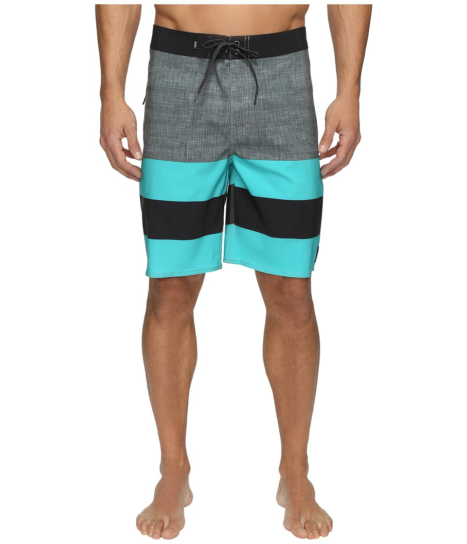 Vans Era Stretch Boardshorts 20 (New Charcoal/Baltic) Men