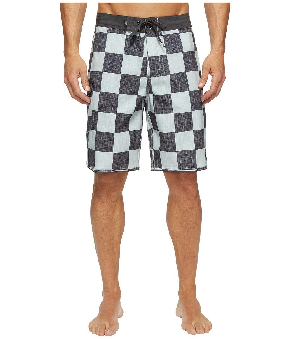 Vans Mixed Scallop Boardshorts (Checkerboard) Men