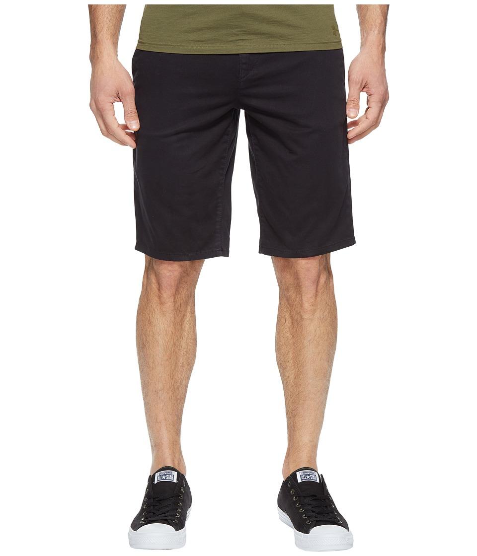 BOSS Orange Schino-Slim-Shorts-D 10195867 01 (Black) Men