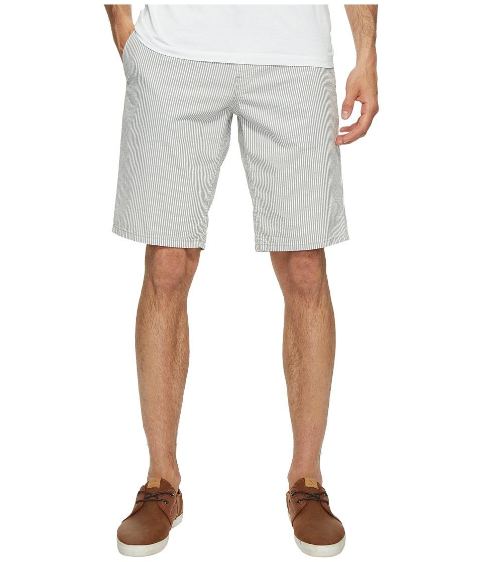 BOSS Orange Slender Shorts W Seersucker (Open White) Men