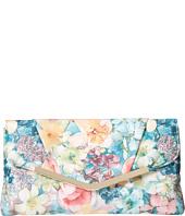 Jessica McClintock - Arielle Soft Floral Envelope Clutch