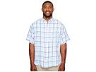 Tommy Bahama Big & Tall - Big & Tall Celestia Plaid Camp Shirt