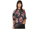 Free People - Go On Get Floral Top