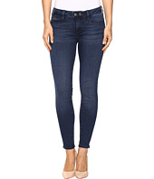 Mavi Jeans - Adriana Mid-Rise Super Skinny Ankle in Ink Indigo
