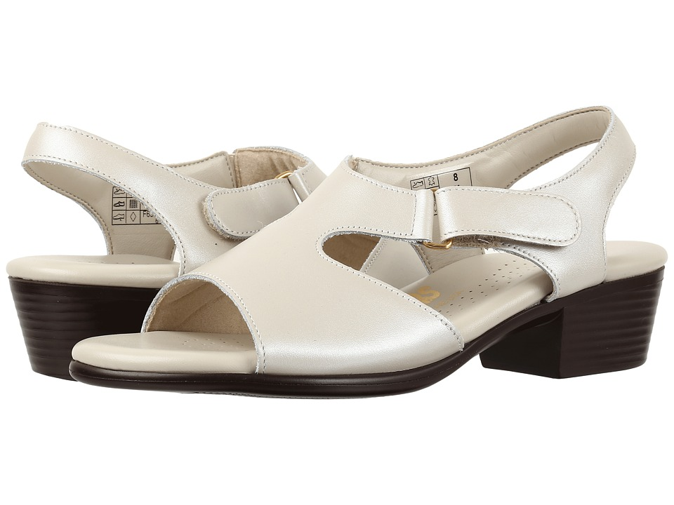 SAS Suntimer (Pearl Bone) Women's Shoes