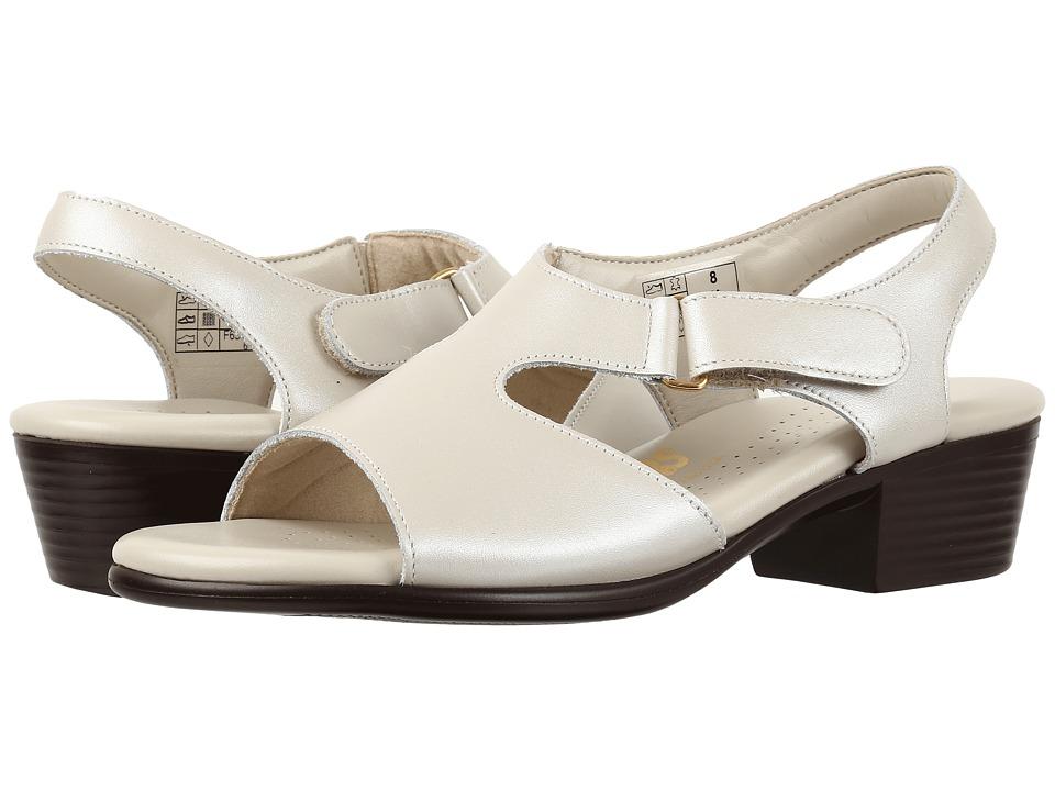 SAS - Suntimer (Pearl Bone) Women's Shoes