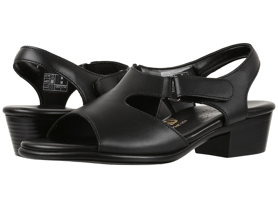 SAS Suntimer (Black) Women's Shoes