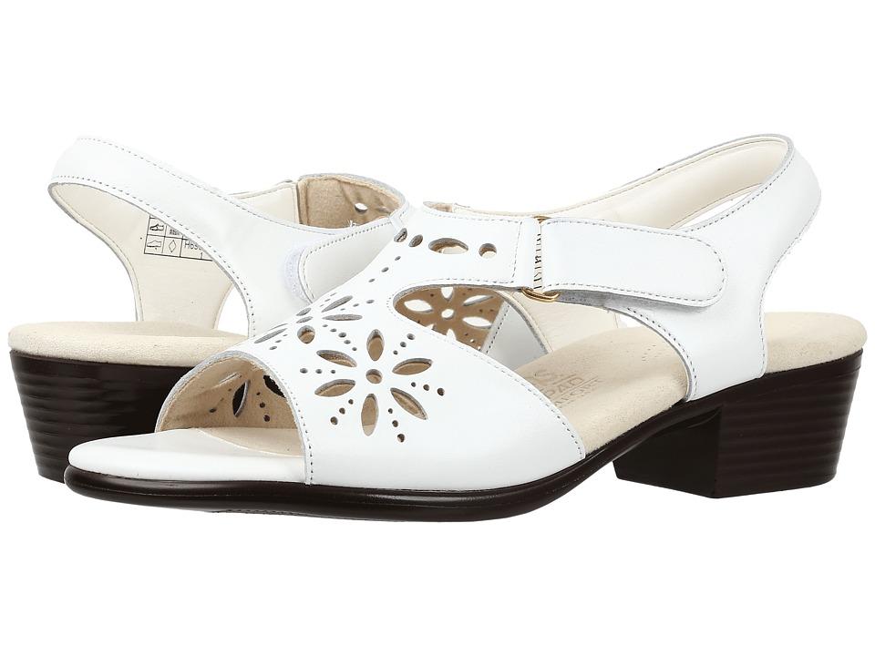 SAS - Sunburst (White) Women's Shoes
