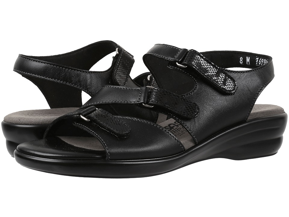 SAS Tabby (Black) Women's Shoes