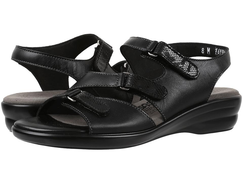 SAS - Tabby (Black) Women's Shoes