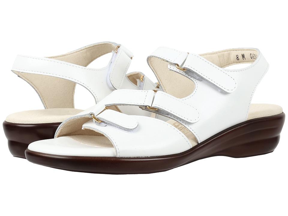 SAS - Tabby (White) Women's Shoes