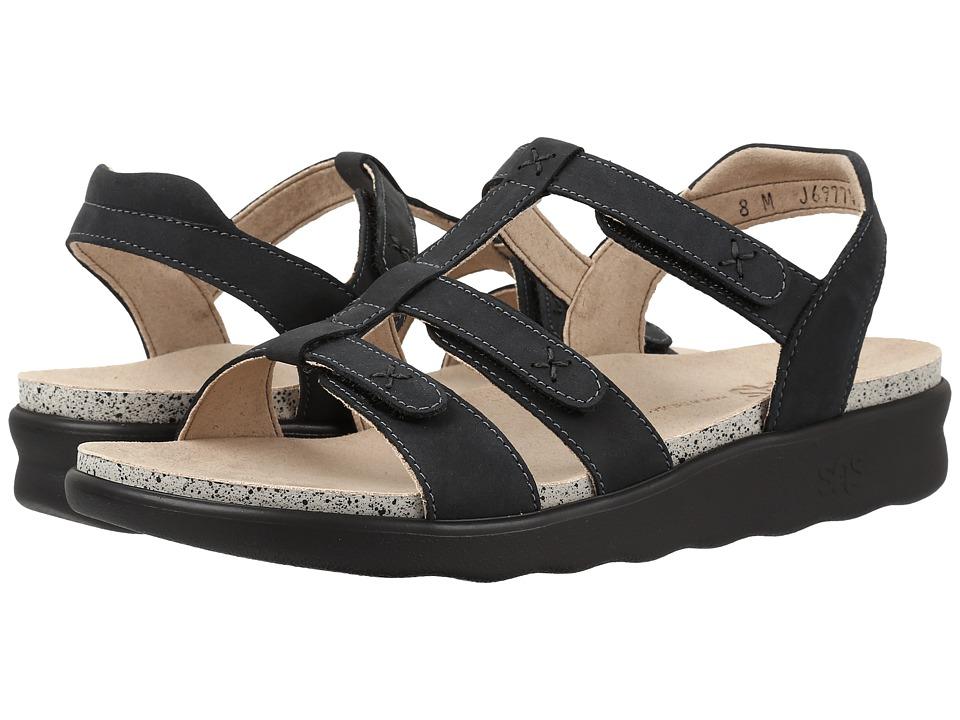 SAS - Sorrento (Nero) Women's Shoes