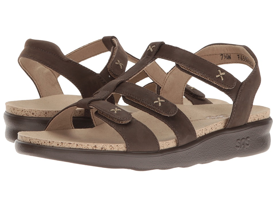 SAS - Sorrento (Espresso) Women's Shoes