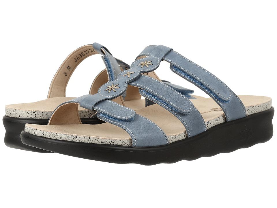 SAS - Naples (Denim) Women's Shoes