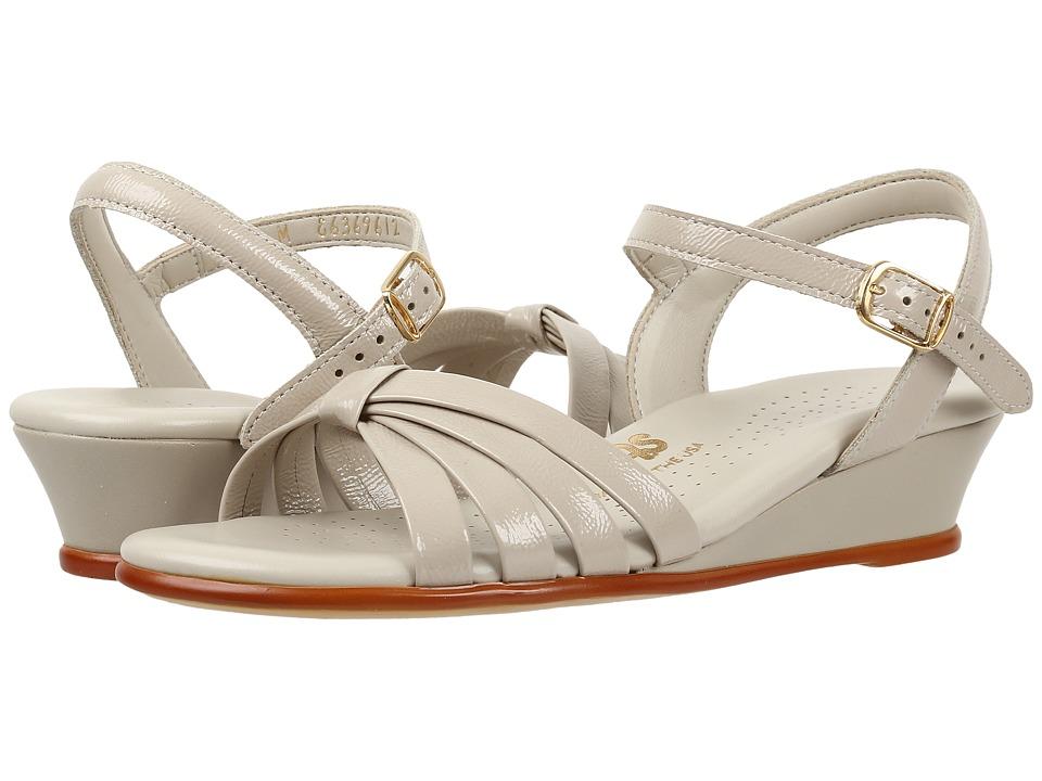 SAS - Strippy (Bone Patent) Women's Shoes