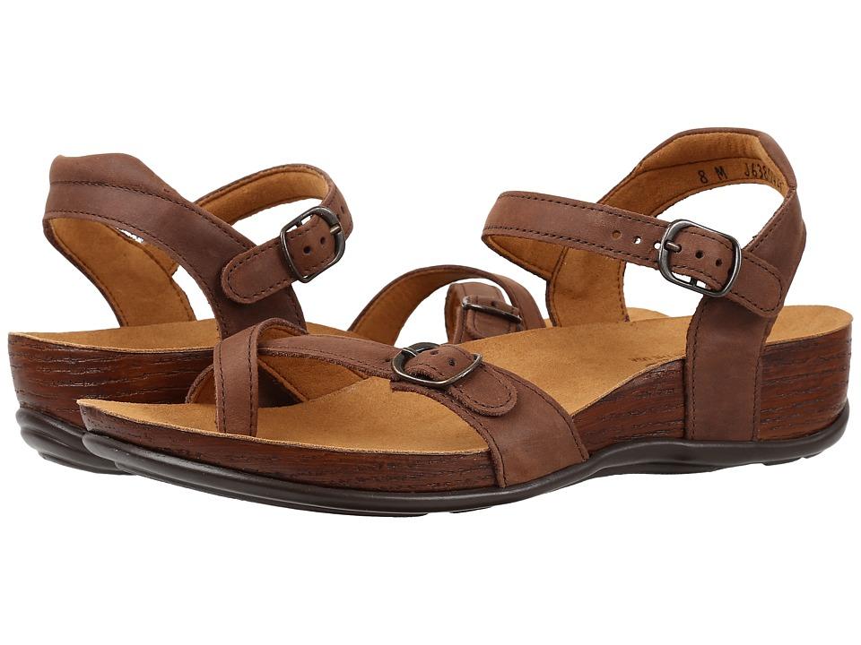 SAS - Pampa (Chocolate) Women's Shoes
