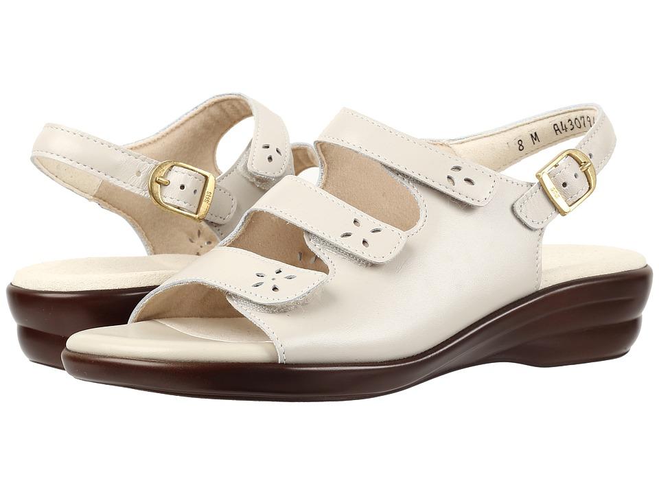 SAS Quatro (Bone) Women's Shoes