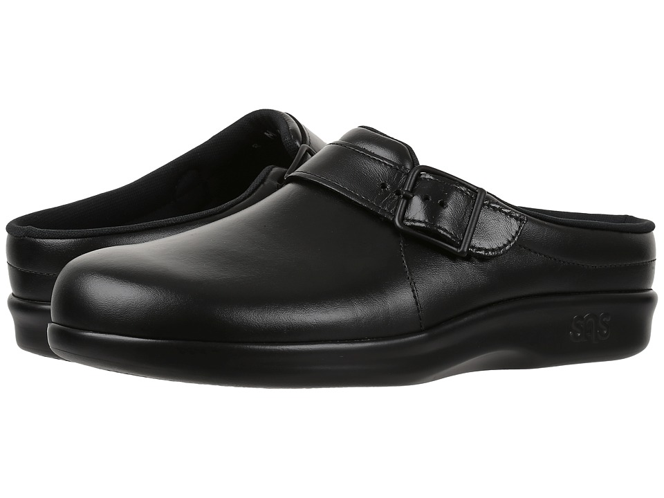 SAS Clog (Black) Women