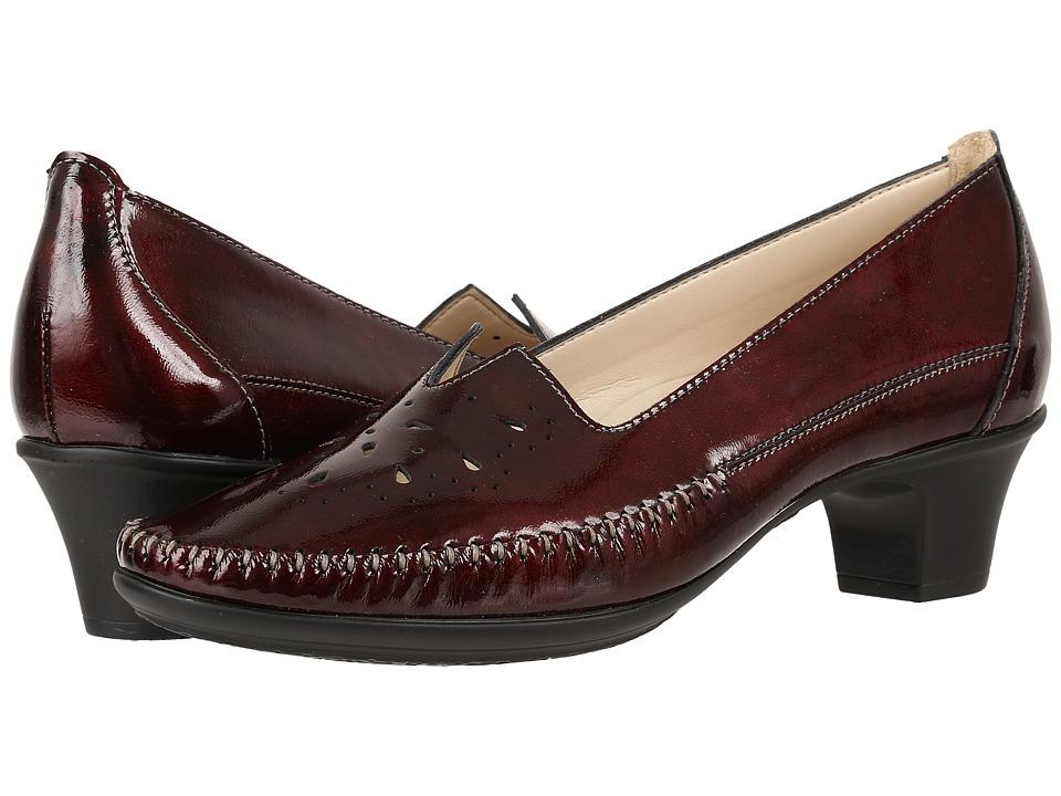 SAS - Sonyo (Bordo) Women's Shoes
