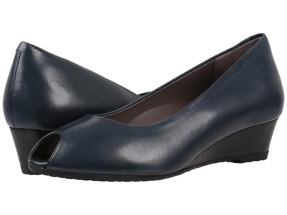 SAS Scarlett (Navy) Women's Shoes