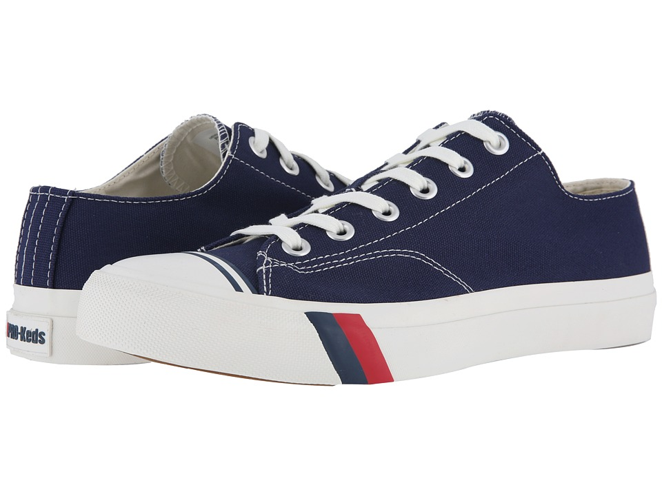 Keds - Pro-Keds Royal Lo Classic Canvas (Navy) Mens Shoes