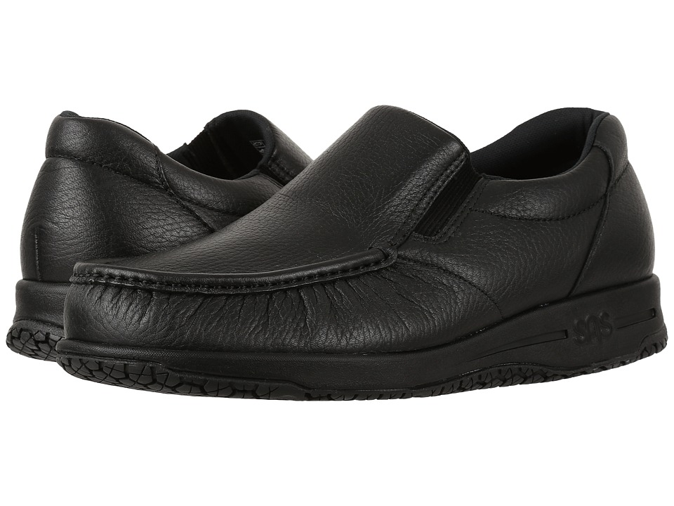 SAS - Navigator (Black) Men's Shoes