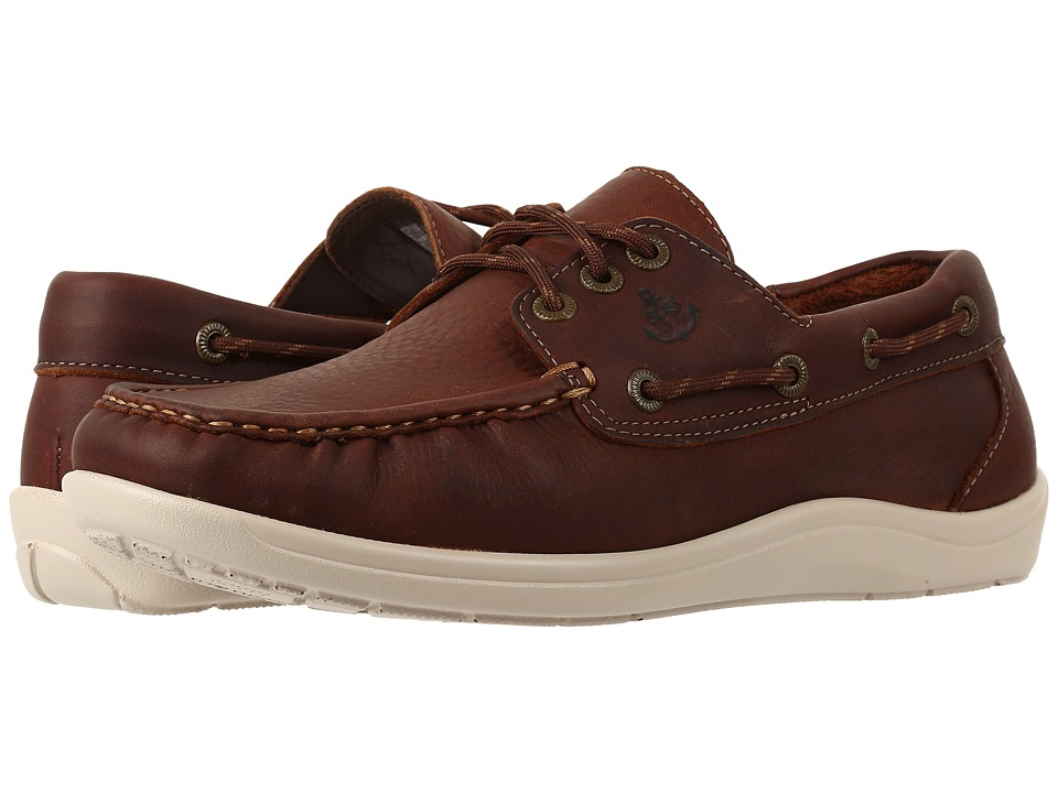 SAS - Decksider (New Briar) Men's Shoes