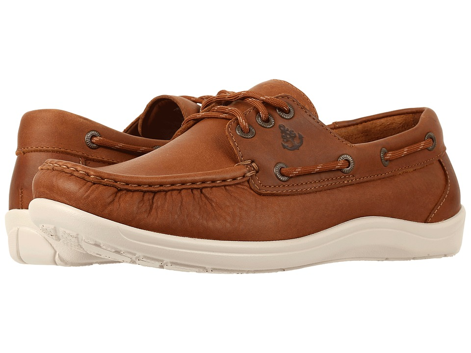 SAS - Decksider (Old Sand) Men's Shoes